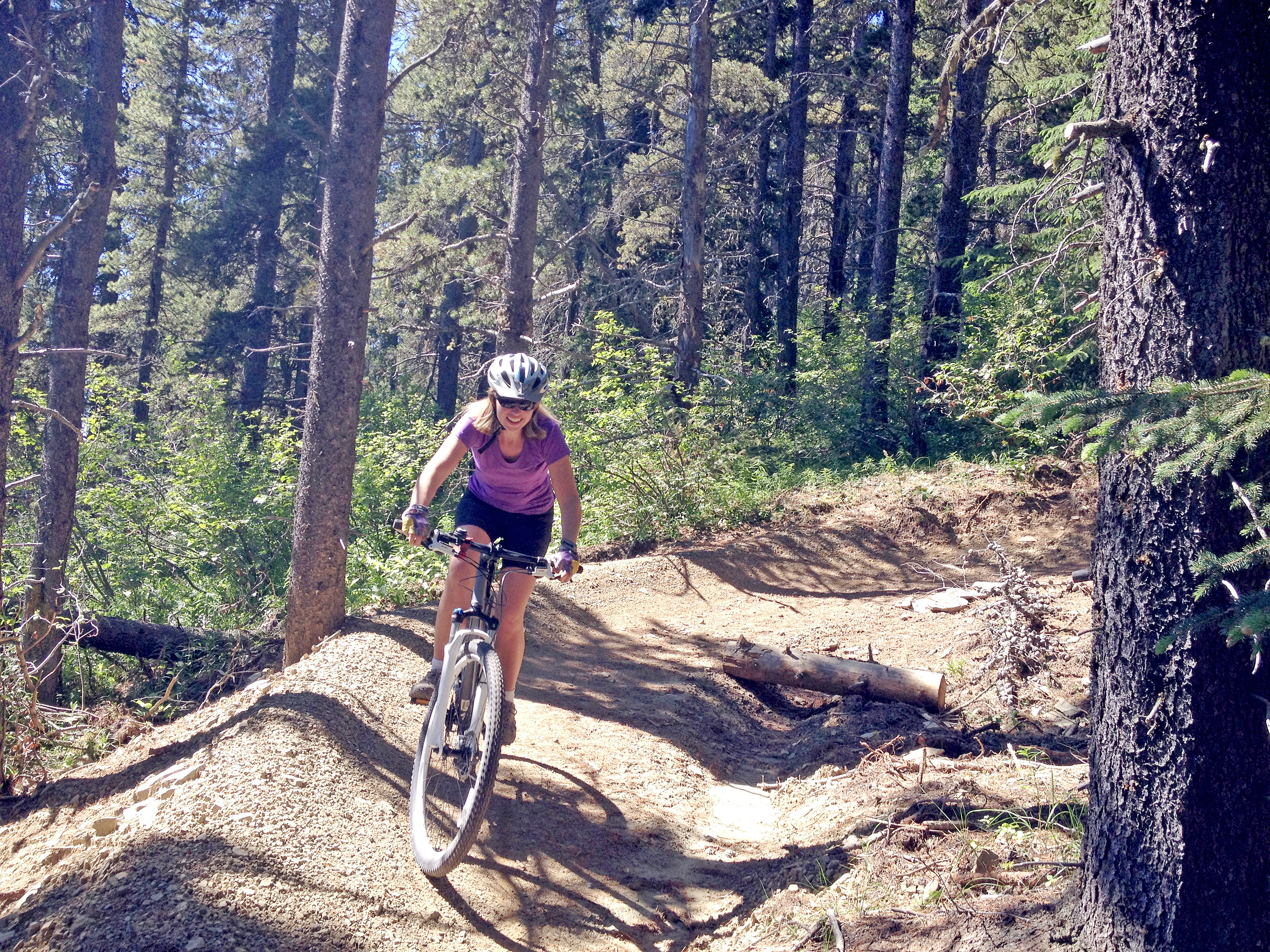 mountain bike trails near Littleton
