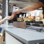 Grab a tasty lobster roll from one of the most popular food trucks in Lone Tree.