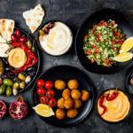 Enjoy fresh Israeli food at Safta at the Source hotel & Market Hall.