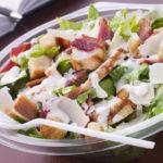 Chicken And Bacon Caesar Salad | salads around Lone Tree